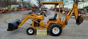 2003 Lay mor Lb 30 Backhoe 780 Hours Just Serviced Ready To Go To Work