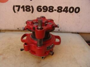 Ridgid 141 2 1 2 4 Inch Pipe Threader For 300 1224 1822 Mint Condition
