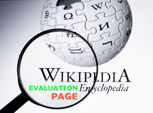 Wikipedia Page Evaluation Blog Website Business Boost Seo Google Ranking
