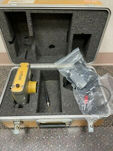 Topcon Hiper Plus Gps Glonass Gnss Receiver With Power Supply Hard Case