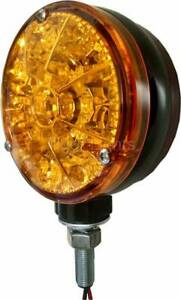 Double Amber Led Flashing Light tlfl2 For Turn Signals Running Lights Etc