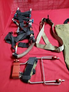 The Reel Splint tactical System Splint Traction And Extraction Adult used