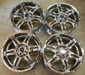 American Racing Wheels Rims 20 Inch 5x127 Chrome 2012 2020 Dodge Durango