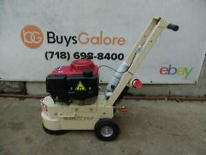 Edco Tg 10 11h Gas Powered 10in Concrete Grinder 11hp Honda Engine Mint