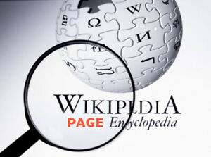 Wikipedia Page For Your Blog Website Business Boost Seo Google Ranking