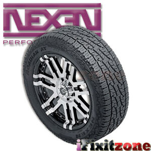 1 Nexen Roadian At Pro Ra8 Lt215 85r16 115 112r E Owl All Terrain 40k Mile Tires