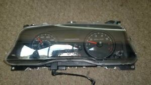 09 10 11 Ford Crown Victoria 4 0 At Speedometer Cluster Oem Guarantee 214 S 11