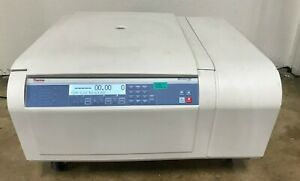 Thermo Fisher Scientific Hereaus Multifuge X3r Refrigerated Centrifuge W Rotor