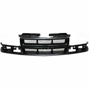 New Grille For 1998 2004 Chevrolet S10 1998 2005 Blazer Gm1200418 Ships Today