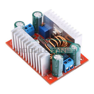 400w 15a Dc Step up Boost Converter Constant Current Power Supply Led Driver