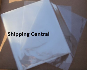 Clear Shrink Wrap Bags 6 x 6 High Clarity Heat Shrink Bags You Choose Quantity