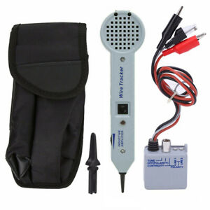 200ep Inductive Amplifier Network Cable Tester Wire Tracker Toner Tone Generator