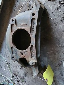 Chevrolet Gmc Truck Cast Iron Bellhousing 3 4 Speed 3815891