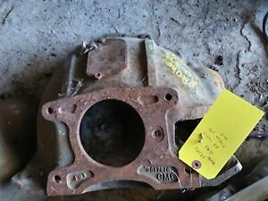1962 Chevy Truck Bellhousing 3817816 Gm Chevrolet