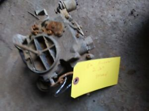 Rochester 2jet Gm Chevrolet 2bbl Carburetor Carb