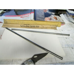 Starrett Spindle For 57 A b And 257 A b Surface Gage Pt99123 5 16 dia X 12 Long