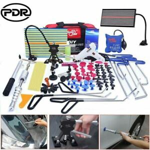 Pdr Tools Body Paintless Dent Repair Slide Hammer Puller Lifter Tap Line Board
