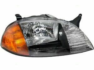 For 1998 2001 Chevrolet Metro Headlight Assembly Right Brock 23516vq 1999 2000
