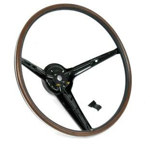 Mustang Cougar Steering Wheel Rim Blow Mach 1 Deluxe Without Pad 1970 1973