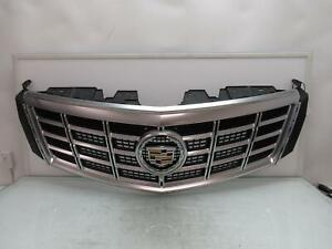 Cadillac Xts Upper Grille 23473084 Oem 13 14 15 16 17 2013 2014 2015 2016 2017