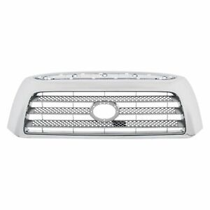 New Front Grille For 2007 2009 Toyota Tundra Limited To1200303 Ships Today