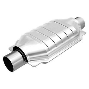 2 25 Catalytic Converter Magnaflow 16 Body Federal Epa Universal Performance