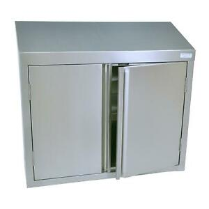 Bk Resources Bkwch 1524 24 w Stainless Steel Wall Mount Cabinet
