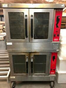 Vulcan Double Stack Gas Convection Oven