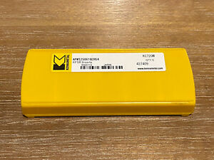 Kennametal Carbide Inserts Apmt250616erg3 Kc720m Qty 4 New