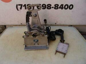 Mcelroy 2lc 2 Inch Pipe Fusion Machine Heater Facer Works Great 3