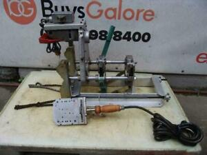 Mcelroy 14 Pipe Fusion Machine Heater Facer Works Fine 24