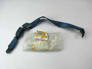 New Oem Mopar 5cj17pb7 Front Inner Seat Belt Buckle Blue For 94 95 Dodge Ram