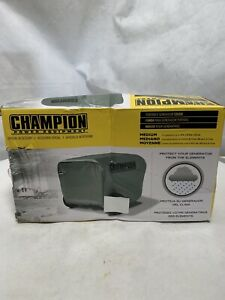 Champion Power Equipment Cover C90011 Generator Cover grey 2800 4500w Medium