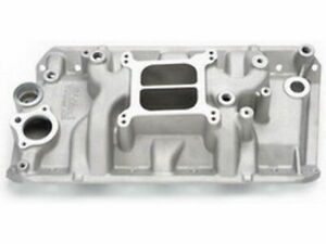 For 1972 Jeep Commando Intake Manifold Edelbrock 43667rg 5 0l V8