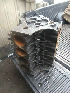Olds Aluminum V8 215 Block F85 61 62 63 Dirty