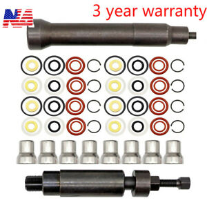 Injector Sleeve Cup Removal Tool Install Kit For 2003 10 Ford 6 0l Powerstroke