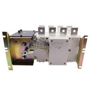 4p 400a Ats Double Power Generator Auto Transfer Switch Diesel Generator Parts