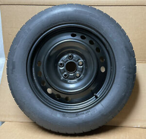 2011 2021 Toyota Sienna 17x4 Compact Spare Tire Wheel Donut Oem Factory