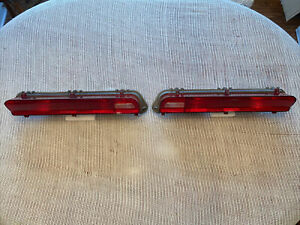 1969 Dodge Coronet R t 500 Left And Right Tail Lights