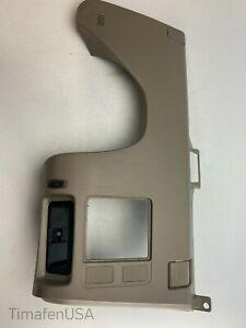 2002 2006 Toyota Camry Oem Front Left Lh Side Dash Dashboard Lower Trim Panel