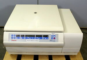 Sorvall Legend Rt Refrigerated Centrifuge W rotor nice