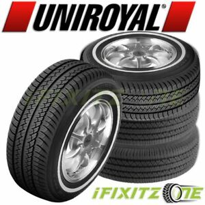 4 Uniroyal Tiger Paw Awp Ii Wsw 155 80r13 79s All Season A S Tires