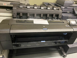 Hp T1530 Wide Format Printer Free S h