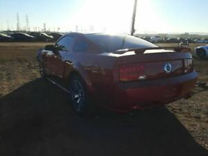 Front Seat Bucket With Sport Type Leather Manual Fits 05 07 Mustang 1426908