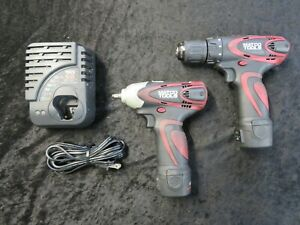 Matco Tools Infinium Cordless Impact Wrench Drill driver Mcl1238dd Mcl1214iw