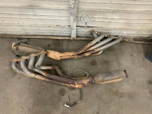 2004 2005 2006 Pontiac Gto Ls1 Ls2 Pacesetter Long Tube 1 3 4 Race Headers Used