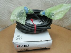Keyence Op 88293 Sensor Head controller Extension Cable 5 Meter Fast Shipping