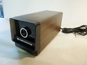 Electric Pencil Sharpener Hunt Boston Model 17 Desktop With Suction Cup Feet