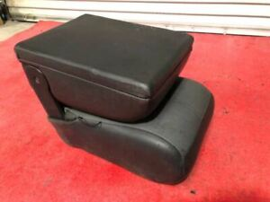 00 02 Dodge Ram 1500 2500 3500 Used Black Center Console Jump Seat