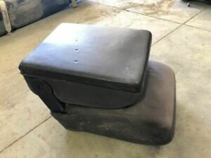 00 02 Dodge Ram 3500 Used Front Middle Center Console Fold Down Jump Seat